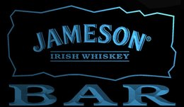 $enCountryForm.capitalKeyWord Australia - LS779-b-BAR Jameson Irish Whiskey 3D LED Neon Light Sign Customize on Demand 8 colors to choose