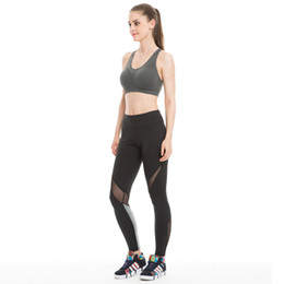 $enCountryForm.capitalKeyWord Australia - Women Leggings Gym Sports Running Fitness Pants Stretch Trouser Yoga Tight Yoga Athletic Pants Elasticized waistband Mulheres #3