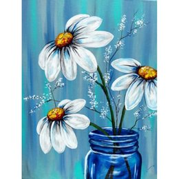 $enCountryForm.capitalKeyWord NZ - 5D Diy diamond painting cross stitch mosaic diamond embroidery home decoration rhinestone painting gift, flower pot chrysanthemum