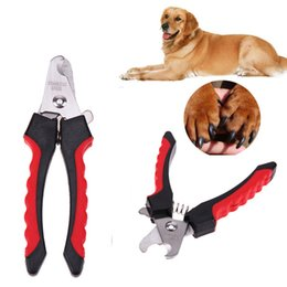 Dog grooming clipper sets online shopping - 1set Pet Nail Clippers Cutter for Animal Dogs Cats Scissor Pet Grooming Scissors Cutter Product Toe Nail Care Nail File Set