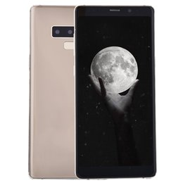 $enCountryForm.capitalKeyWord NZ - Face ID Goophone Note9 Note 9 V2 1GB 16GB+32GB Fingerprint Android 7.0 6.3 inch Full Screen GPS Show Octa Core 4G LTE 13MP Camera Smartphone