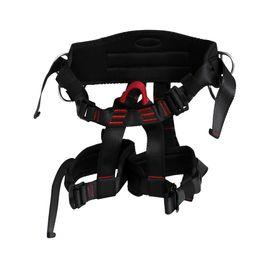 Прочный 22Kn проводка груди ремень открытый Скалолазание Скалолазание упряжь оборудования проводка ремня гору ремень безопасности
