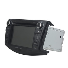 rav4 gps UK - Car DVD player for Toyota RAV4 2006-2012 Octa core 2GB RAM 7inch Andriod 6.0 with GPS,Bluetooth, Radio