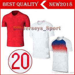 2018 england soccer Jersey World Cup ROONEY home KANE STURRIDGE STERLING  HENDERSON 18 19 away WALKER RASHFORD DIER football shirts new font
