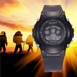 $enCountryForm.capitalKeyWord Canada - Men Watch Digital Watches Waterproof Date LED Digital Sport watch Analog Mens Wrist For boy children #35