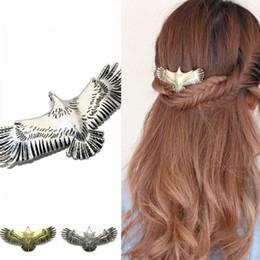 $enCountryForm.capitalKeyWord Australia - New hair accessories, hot, antique, eagles, wings, big hair clips.