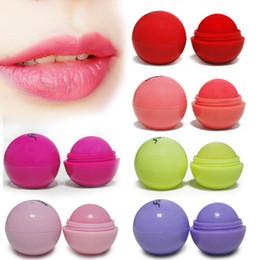 Longlasting Lip NZ - 6 colors Ball Lip Balm Moisturizing Lipstick Lip Protector Sweet Taste Embellish Lip Ball Makeup Gloss Cosmetic longlasting