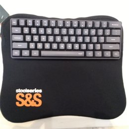 Discount keyboard dust covers - Mechanical keyboard bag poker dust cover pok3r keyboard bag tada68 75 dust cover portable
