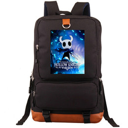 $enCountryForm.capitalKeyWord NZ - Hollow Knight backpack Leather bottom daypack New nice game schoolbag Leisure rucksack Sport school bag Outdoor day pack