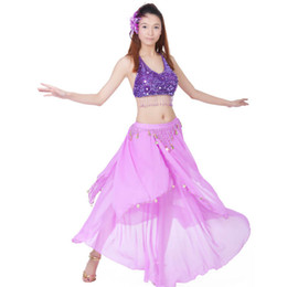 болливуд оптовых-Belly Dance Costume Dance Dress Women Bollywood Dance Costumes for Performance Dance Wear