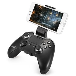 bluetooth joystick for iphone 2019 - iPEGA PG-9069 Wireless Bluetooth Gamepad with Touchpad Game Controller Joystick PC For iPhone pad Android IOS Tablet che