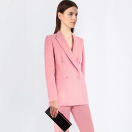 $enCountryForm.capitalKeyWord Canada - Professional women pants suit fashion business formal slim long sleeve blazer with trousers office ladies plus size work wear