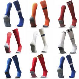 2018 Copa do mundo de futebol meias adultos Argentina Bélgica Calcetina Alemanha Colômbia México Japão Suécia Socken Sports Sock venda por atacado
