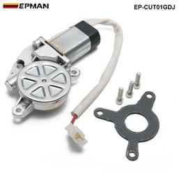 Für Auspuff E-AUSSCHNITT Y ROHR Universeller elektronischer Auspuff Fernsteuerventil Motor für Auspuffausschnitt EP-CUT01GDJ
