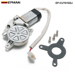 motor electronics 2019 - For Exhaust E-CUTOUT Y PIPE Universal Electronic Exhaust Remote Control Valve Motor For Exhaust Cutout EP-CUT01GDJ cheap