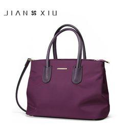 $enCountryForm.capitalKeyWord Canada - JIANXIU Brand Women Handbag Tassen Casual Ladies Shoulder Crossbody Bag 2017 New Nylon totes Feminina Bolsa Sac a Main Bolsos
