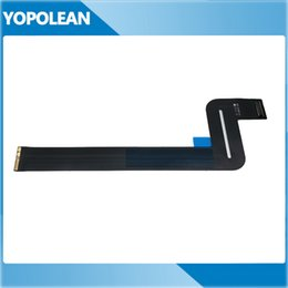 """Macbook Touchpad Trackpad Australia - 5 pcs lot New Trackpad Touchpad Flex Cable 821-01002-01 For Macbook Pro Retina 13"""" A1708 EMC 2978 3164"""