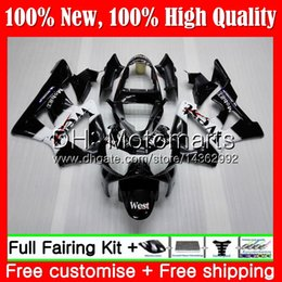 $enCountryForm.capitalKeyWord Australia - Body For HONDA CBR900 RR CBR 929RR Black west CBR 900RR CBR929RR 00 01 54MT16 CBR 929 RR CBR900RR CBR929 RR 2000 2001 Fairing Bodywork