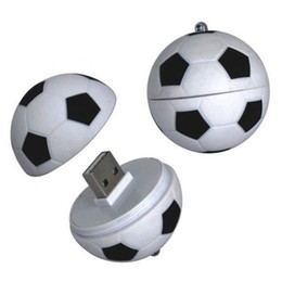 usb disks 2019 - Flash Memory U DISK 4G 8G 16G 32G 64G Russia World Cup Fans Souvenir Soccer USB 2.0 Plastic Creative Personality Footbal