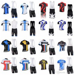 b9a5d5e7d GIANT team Cycling Short Sleeves jersey (bib) shorts sets new arrivals  Summer men s mountain bike sports suit D1325