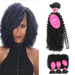 $enCountryForm.capitalKeyWord Australia - Peruvian Indian Human Hair Extensions Peruvian Virgin Afro Deep Curly Wave Hair Brazialin Peruvian Deep Wave Hair Wefts Natural Color 1B