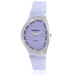 71065597d3e5 Reloj Mujer Marca deportiva Moda Reloj de cuarzo casual Relojes infantiles  Montre Femme Reloj Mujer pu