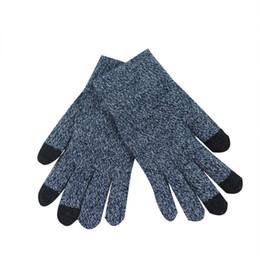 Winter Frauen Männer Skifahren Handschuhe Multifunktions Gestrickte Bildschirm Handschuhe Weiche Warme Handschuh für iPhone Smartphones Laptop Tablet # 4S28