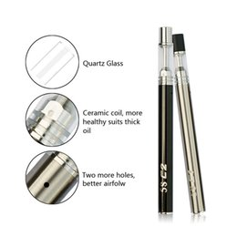Disposable vape pens Mjtech 5S C1 C2 Starter Kit Thick Oil 320mAh Ceramic Coil Tank Cartridge Disposable Kits e Cigarettes vapor on sale