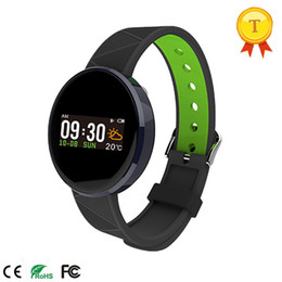 samsung smart watch for women 2019 - 2018 New Smart Band Heart Rate Blood Pressure Smartwatch Waterproof Women Men Watches for iPhone xiaomi Samsung Android