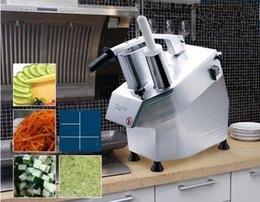 $enCountryForm.capitalKeyWord Australia - Electrical Vegetable Cutter Vegetable Slicer For Restaurant Food Process Vegetable Cutting Machine LLFA