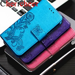Lg L65 UK - Wallet Cover Case For LG L65 D320 D325 D280 D285 Flip Cover PhoneCase For LG L70 Case Silicone Shell Holder For L65 Case