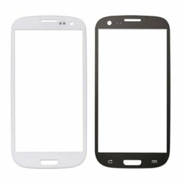 Touch Screen Replacement For S5 NZ - High Quality Replacement LCD Touch Front Touch Screen Glass Outer Lens For Samsung s3 s4 S5 s6 s7