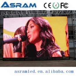 Electronics Signs UK - Full color led display panel price p5 p6 outdoor fixed led electronic display screen led sign led board p5