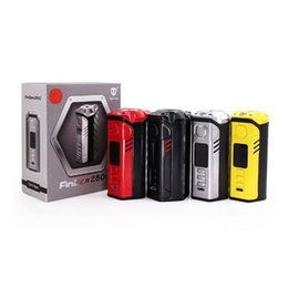 China Think Vape Finder 250C Box Mod 300W Evolv DNA 250C Chip Full Color TFT Screen High performance Modes 100% Original suppliers