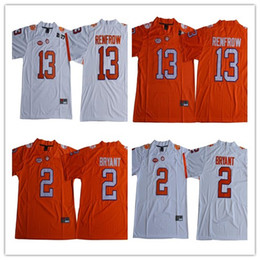 8f15b1775 ... hunter renfrow jersey 2018 mens kelly bryant clemson tigers 13 hunter  renfrow american ncaa college