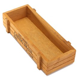 $enCountryForm.capitalKeyWord UK - Wooden Organizer Grocery Vintage Kitchen Storage Boxes Cosmetic Europe Carved Mini Case Old Natural Jewelry Box Multifunctional