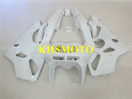 $enCountryForm.capitalKeyWord Australia - Motorcycle Fairing kit for KAWASAKI Ninja ZX6R 636 94 95 96 97 ZX 6R 1994 1997 ABS All white Fairings set+Gifts KS02