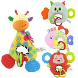 Stuffed Monkey Plush Wholesale NZ - Plush soft toys monkey animal stuffed doll soft plush toy newborn baby kids infant toy kids gifts