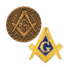db66223a0221 Masonic lapel pins badge online shopping - Masonic Lapel Pins Mason  Freemasons Badge of