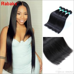 $enCountryForm.capitalKeyWord Australia - 8-28 inch Silky Straight Malaysian Human Hair Bundles Rabake Brazilian Peruvian Raw Indian Virgin Hair Weave Extensions Wefts Cheap Price
