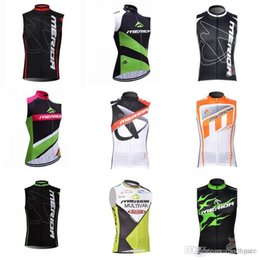 Discount merida cycle tops - MERIDA team Cycling Sleeveless jersey vest 2018 New Bike Outdoor sportswear Racing sleeveless tops Mountain Bicycle c211
