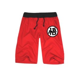 China New Hot Dragon Ball Shorts Goku Men Japanese Anime Cartoon Casual Shorts Funny Shorts Wukong Clothing supplier japanese anime clothes suppliers