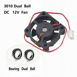 $enCountryForm.capitalKeyWord Canada - brushless cooling fan Gdstime 2 pcs 2.0 2Pin 30 10mm DC 12v Ball Bearing 30x30x10mm Brushless Cooling Fan Mini Cooler High Speed