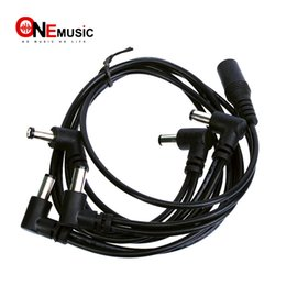 Mooer Pedals Australia - Mooer PDC-5A Effects Pedal Power Cable Series 5 Plug Straight Head Multi DC Power CableMooer PDC-5A Effects Pedal Power Cable Series 5 Plug