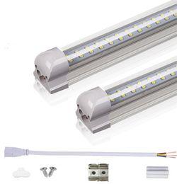 $enCountryForm.capitalKeyWord NZ - T8 LED Tubes 2FT 3FT Double Row Integrated LED Light Bulbs 18W 28W SMD2835 led lights 85-265V fluorescent lighting Lamps