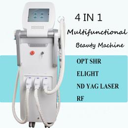 tattoo removal machine best 2019 - Best price ipl shr hair removal machine Multifunctional OPT SHR IPL Laser Hair Removal ND YAG Laser Tattoo Removal Beaut