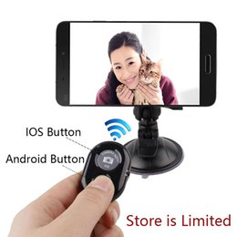 Self timer Selfie camera online shopping - Self Timer Wireless Bluetooth Camera Remote Control Shutter Button Self timer For IPhone X Samsung HuaWei Xiaomi Selfie Stick
