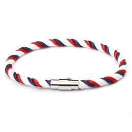 Multi braid chain bracelet online shopping - New bracelet boutique creative hand rope men and women Europe and America multi layer braided twist bracelet bracelet