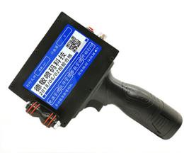 Vente en gros chaud M3S imprimante à jet d'encre de poche emballage date de production code de code bidimensionnel automatique petite machine de codage code de pulvérisation d'encre X51