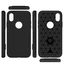 Cases for zte phones online shopping - For ZTE Blade Zmax Pro Z982 Metropcs For Motorola Moto E4 Metropcs Hybrid Armor phone case Carbon Fiber Captain Shock Proof Case B